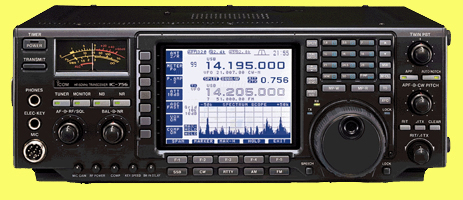 Radio Mountain Equipment and Links Page